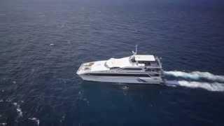 Bali Hai Beach Club Cruise - Nusa Lembongan