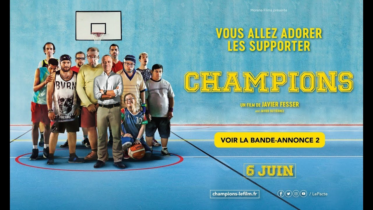CHAMPIONS : BANDE ANNONCE 2
