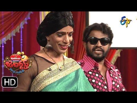 Hyper Aadi, Raijing Raju Performance | Jabardasth | 4th January 2018  | ETV  Telugu