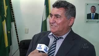 Vereador João Batista afirma que será candidato a reeleição da presidência da Câmara