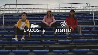 LACOSTE nano・universe EXCLUSIVE ラコステ 検索動画 27