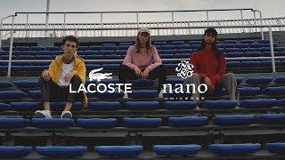 LACOSTE nano・universe EXCLUSIVE ラコステ 検索動画 28