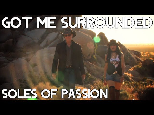 "Soles of Passion - ""Got Me Surrounded"" (Official Music Video)"