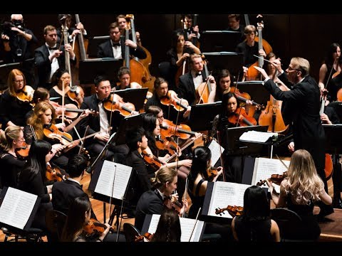 Dukas, 'The Sorcerer's Apprentice'   The University of Melbourne Symphony Orchestra