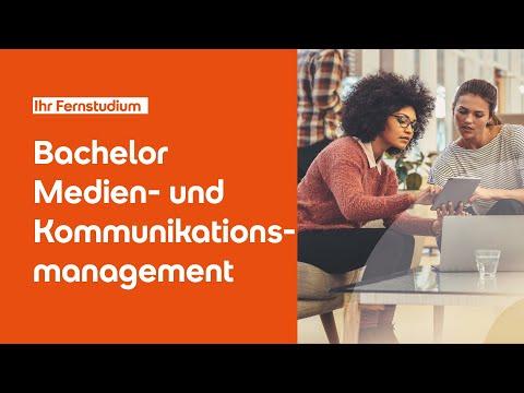 Medien- Und Kommunikationsmanagement Studieren – An Der SRH Fernhochschule