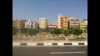 المصريين يستعدون لأفتتاح قناة السويس ورئيس التحرير يرفع علم مصرأغسطس2015