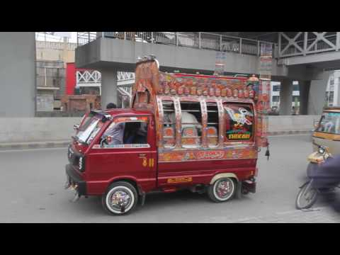 Transport in Islamabad