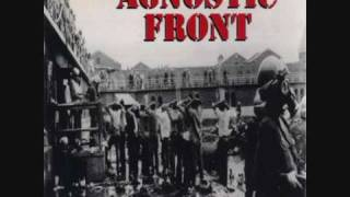 Watch Agnostic Front Bastard video