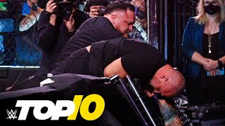 Top 10 NXT Moments: WWE Top 10, Aug. 17, 2021
