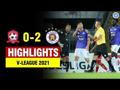 Hai Phong Hanoi FC Goals And Highlights