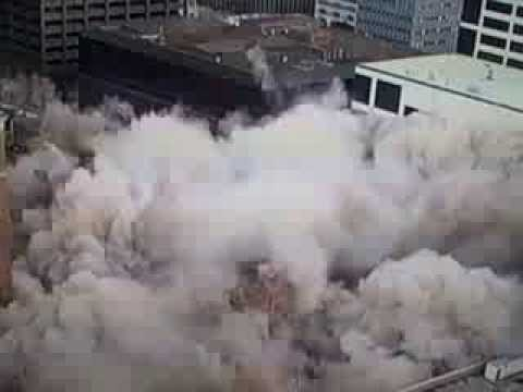 MACY'S Houston Downtown building collapse