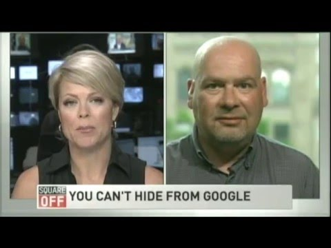"""Discussion of the EU """"right to be forgotten"""" privacy decision on CHCH Square Off."""