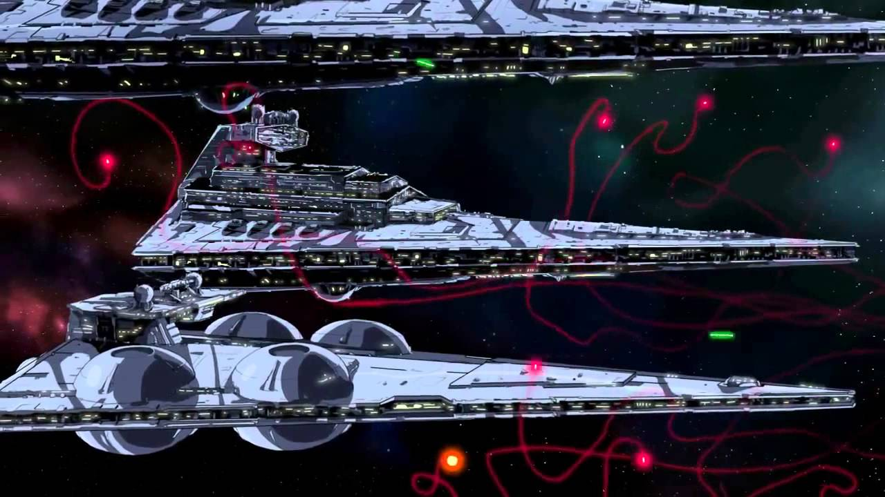 Star wars tie fighter anime by paul johnson youtube star wars tie fighter anime by paul johnson ccuart Gallery