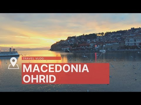 Ohrid. The best touristic spot in Macedonia