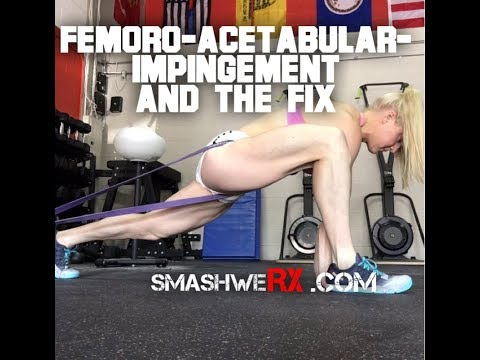 FAI That Hip Impingement and How to Fix It | Trevor Bachmeyer | SmashweRx