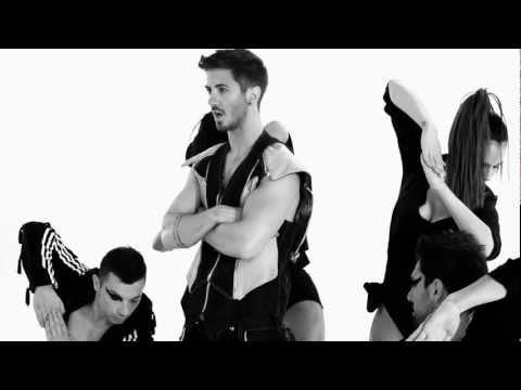 Nicko / Nikos Ganos - Break Me (Official Video Clip 2011) HD