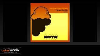 Alexander Orue Sharapov Never Give Up Ian Tosel Arthur M Remix Radio Edit