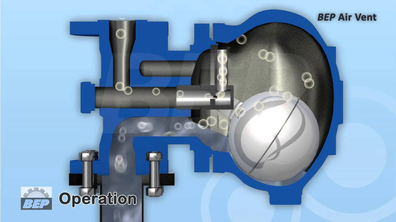 Air Vent Animation Bep Engineering Youtube