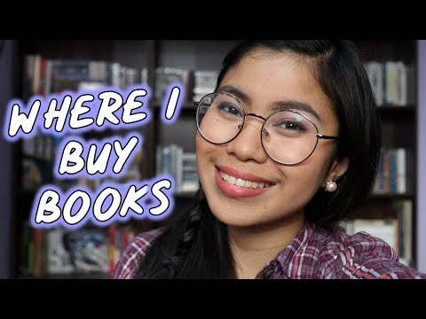 Where I Buy Books | A Useful Guide To Filipino Readers