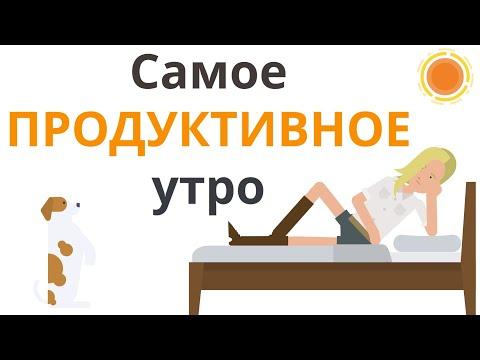 Самое продуктивное утро (Разбор книги за 11 минут)