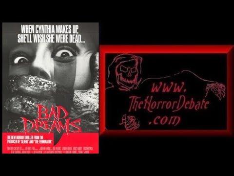 The Horror Debate: Movie Review - Bad Dreams (1988)