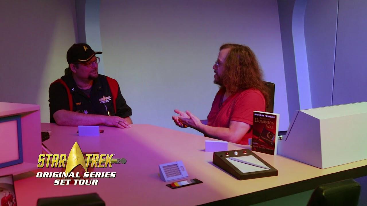 Star Trek Original Series Set Tour – Make the Trek!