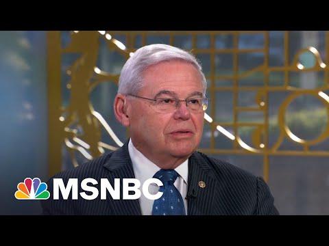 Sen. Menendez: Putin Doesn't Have A Blank Check With Biden   MSNBC
