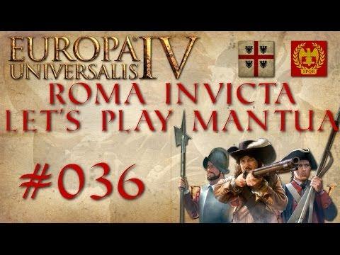 Let's Play Europa Universalis IV: Römisches Reich #036 [Deutsch HD Schwer] Alexandria