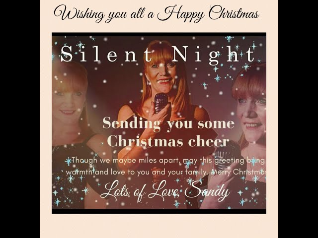 Silent Night - Christmas with Sandy Smith
