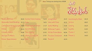 Ladies Tailor BGM (Background Music) by Ilayaraja