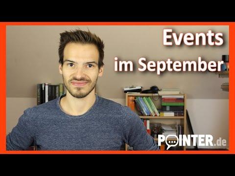 Patrick vloggt - Das erwartet euch im September!