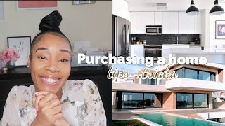 STEPS TO BUYING A HOME| WHAT THEY DON'T TELL YOU| TIPS+TRICKS| NEW HOMEOWNERS
