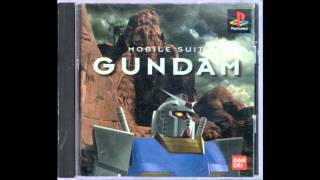 Mobile Suit Gundam [JAPAN import] Soundtrack PSONE part 1/2