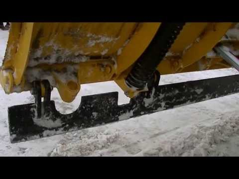 Fisher Snow Plow Back Drag Plate