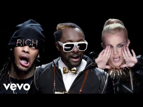will.i.am - Scream & Shout (Remix) (Official Music Video)