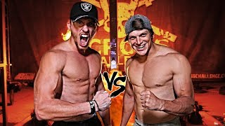 Crossfit VS Fitness model / Czech Strength Wars #14