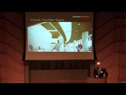 Hancher Auditorium - Thornton Tomasetti 2013 Annual Meeting