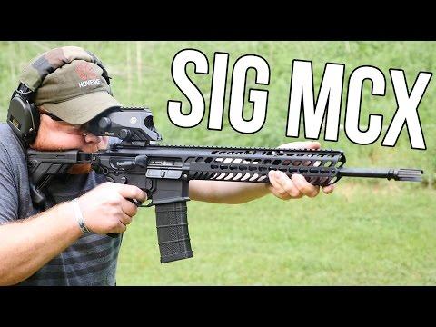 SIG Sauer MCX In 5.56