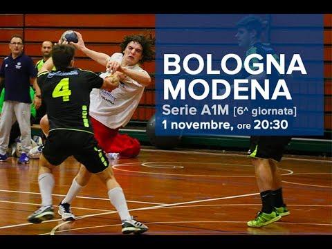 Serie A1M [6^]: BOLOGNA - MODENA 29-26