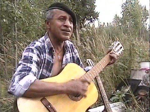 Цыган поёт. Валерий