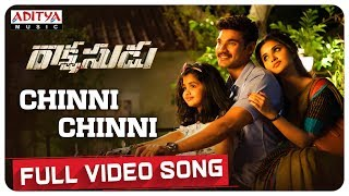 Chinni Chinni Full Video Song || Rakshasudu Video Songs || Bellamkonda Sreenivas, Anupama || Ghibran
