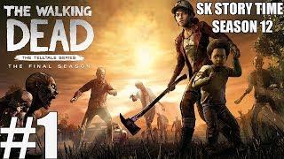 Walking Dead: The Final Season - Episode 1: Done Running [FULL GAME/WALKTHROUGH] | SK Story Time