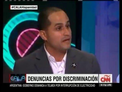 "CNN Espanol TV Show ""Cala"" interview with Borinqueneer veteran and Frank Medina-October 14 2015"