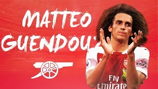 Matteo Guendouzi - Arsenal's Engine - 2018/2019