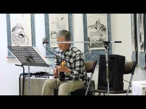 上山市「まじゃれ」あの頃のままギター演奏 「太陽の彼方」