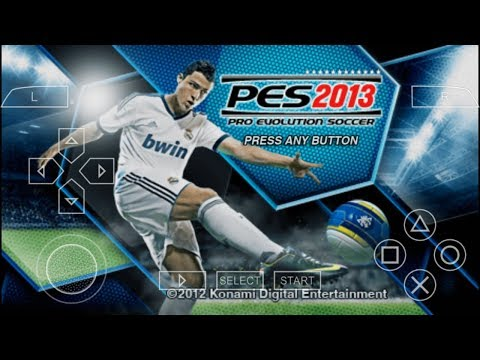 Cara Download PES 2013 PPSSPP Di Android 100% Work