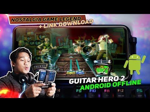 GUITAR HERO 2 DI ANDROID Cheatnya Masih HAPAL !!! - Lagu GTA SAN ANDREAS OFFLINE