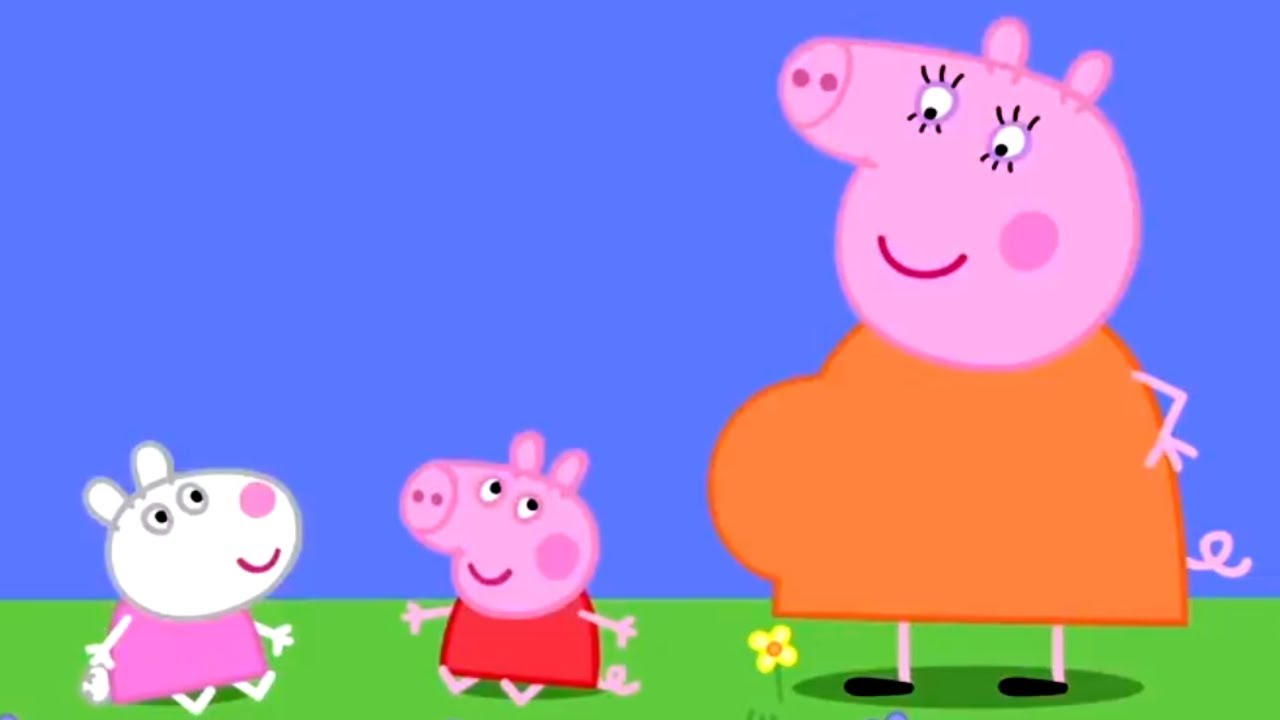 Peppa Pig English Episodes | Baby Peppa Pig | #PeppaPig