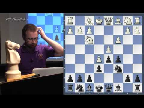 Pawn Structure #2: French Defence | Strategy Session with Jonathan Schrantz