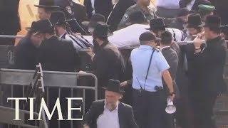 Rabbi Aharon Leib Shteinman, Israeli Ultra-Orthodox Leader, Dies At 104 | TIME